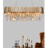 Crystal 8 heads Pendant lamp CY-NEW-021