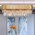 Pre-order 25 days delivery Crystal 10 heads Pendant lamp CY-NEW-021