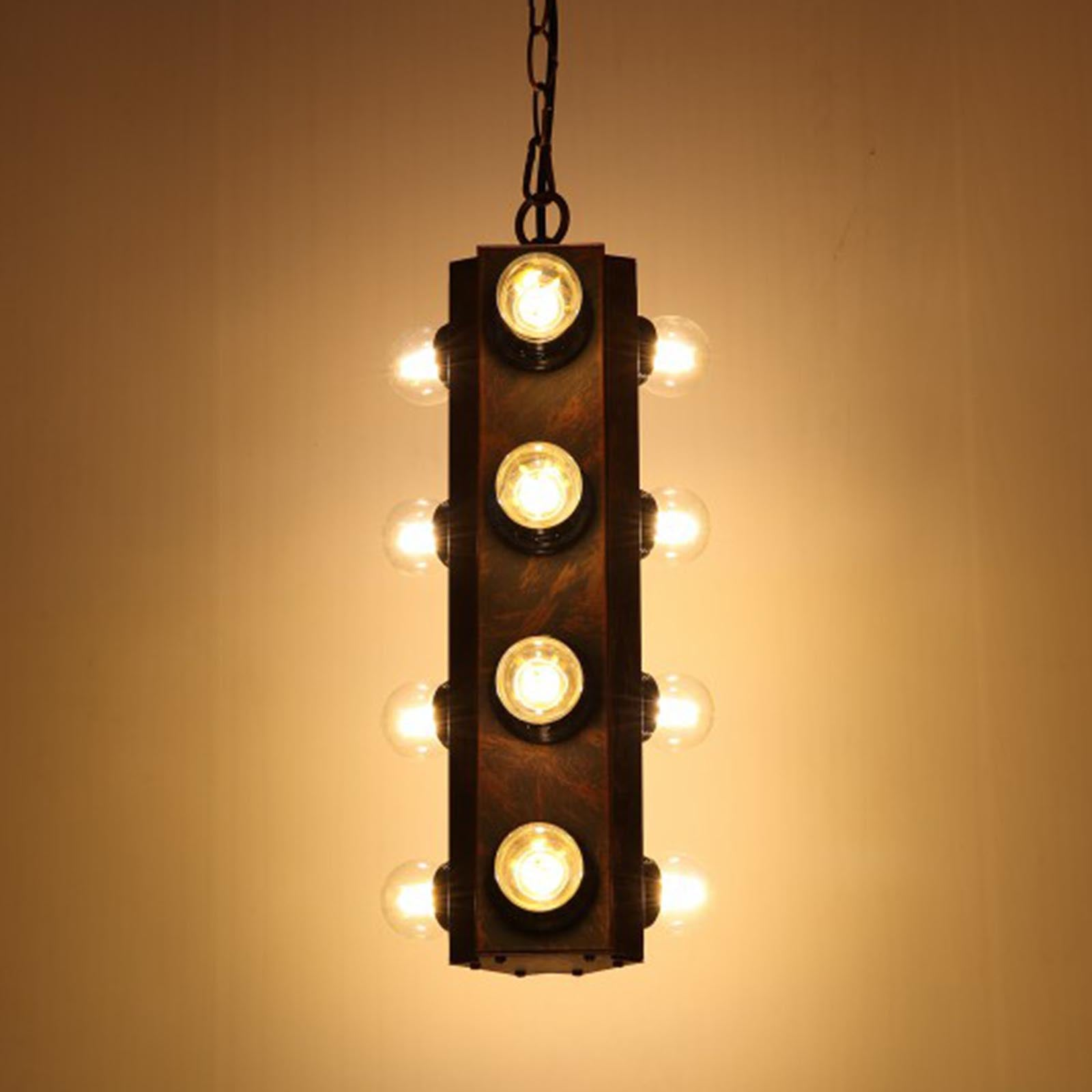 16 heads Industrial Retro  pendant  Lamp  CY-DD-330 -  16 رأس اناره نعلقه صناعيه - Shop Online Furniture and Home Decor Store in Dubai, UAE at ebarza