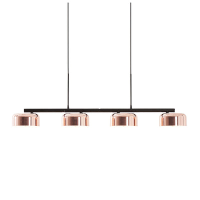Pre-Order 40 days delivery Boras  4 heads Pendant lamp  CY-DD-N-107-BL