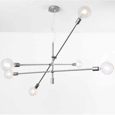 Spider 6 Heads Pendant Lamp  CY-DD-1111 -CH
