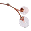 Branch 8 bubble Chandelier  CY-DD-275-8RG