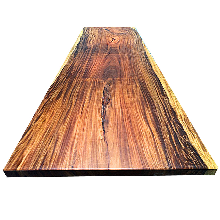 Pre-Order 40 days delivery LIVE EDGE DINING TABLE 303-101-6.5