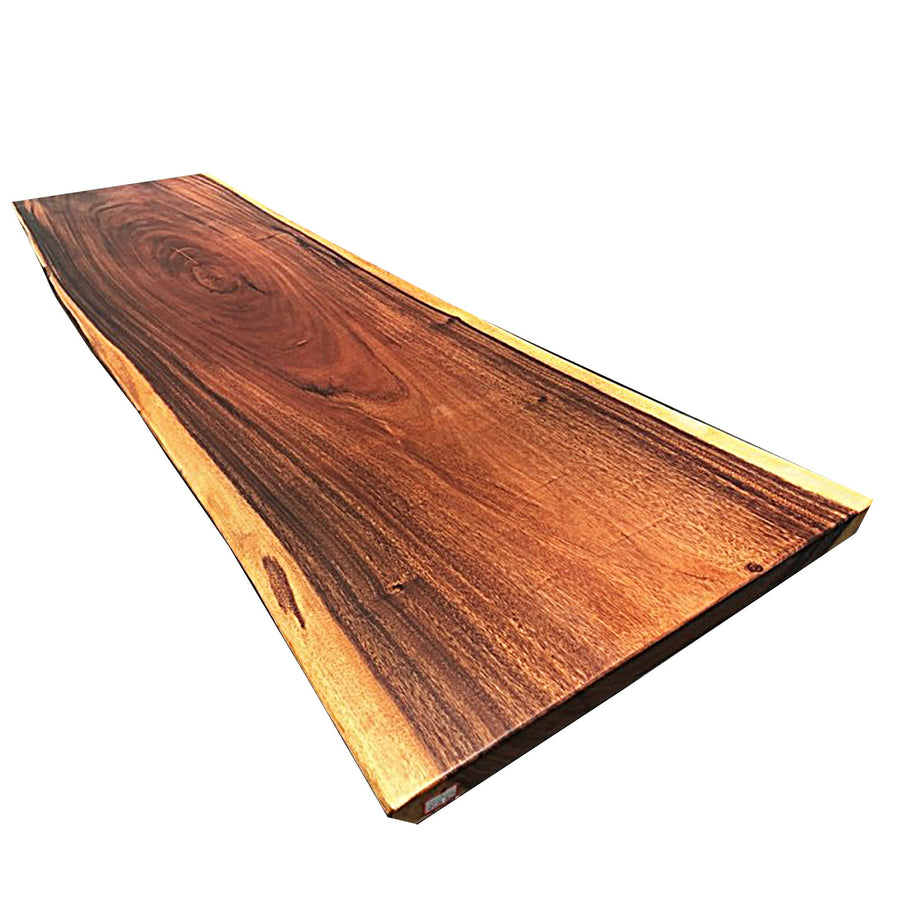 LIVE EDGE DINING TABLE 285-84-6