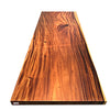 LIVE EDGE DINING TABLE 230-79-5.7