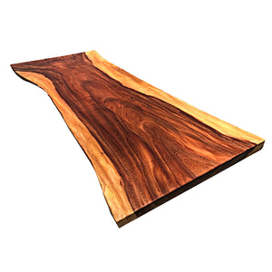 LIVE EDGE DINING TABLE 212.5-85.6-6