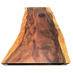 LIVE EDGE DINING TABLE TOP 205-83-5.5