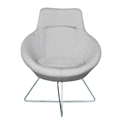Lounge Chair - Leafe Lounge Chair  LE0077Grey
