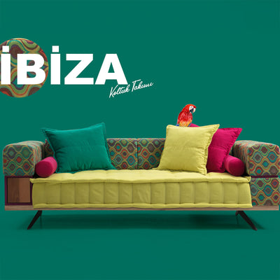 Coloruim 3 seater   Sofabed   IBIZA001S