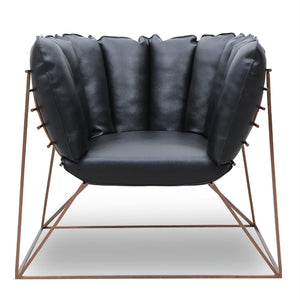 Wire  Lounge Chair  LC023