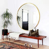 AS IS Mid century French Style Mirror  AS IS008