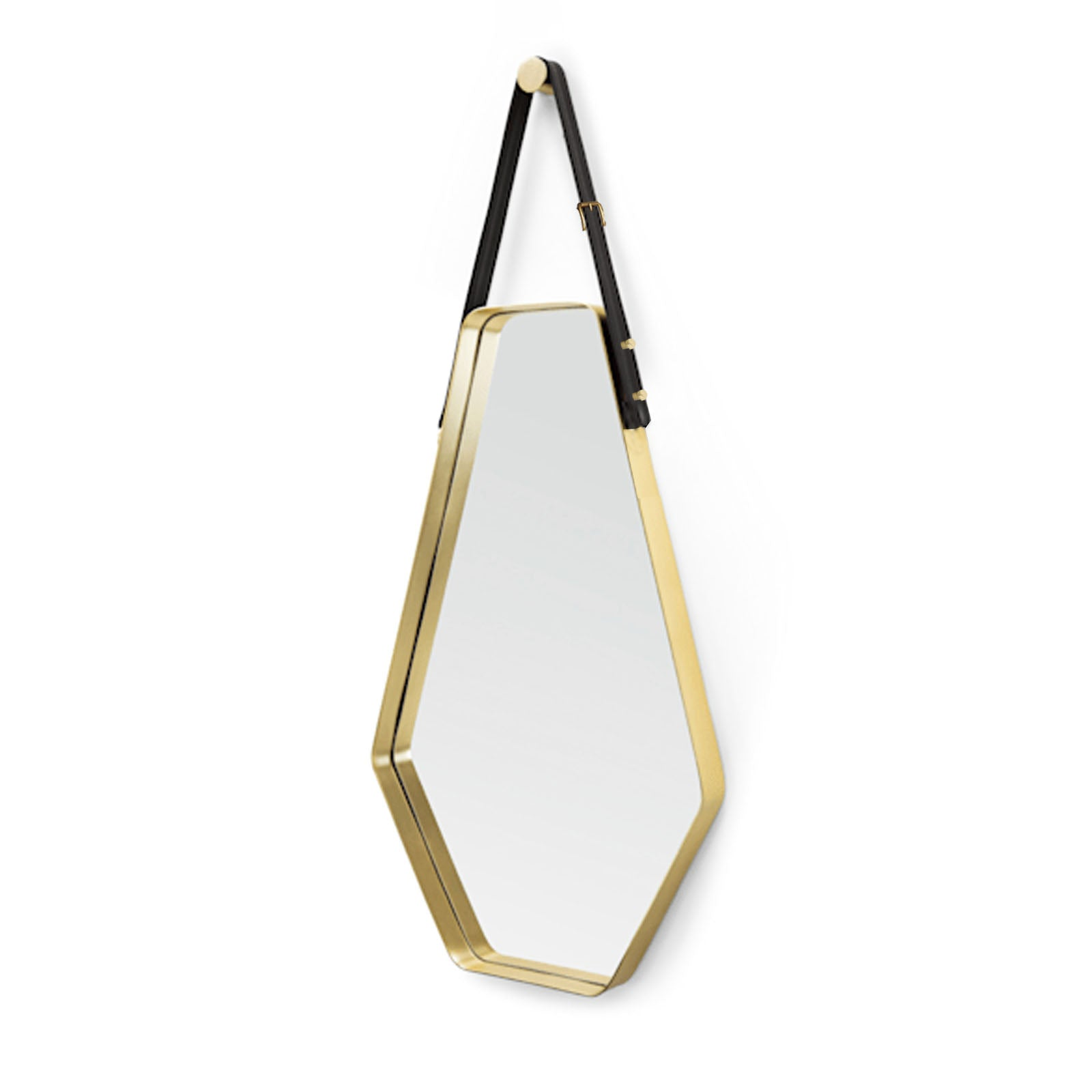 Mid century French Style Mirror  OA-6044 -  مرآة على الطراز الفرنسي ميد سينشري - Shop Online Furniture and Home Decor Store in Dubai, UAE at ebarza