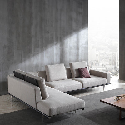 Chur L shape  Sofa SF038-3CL
