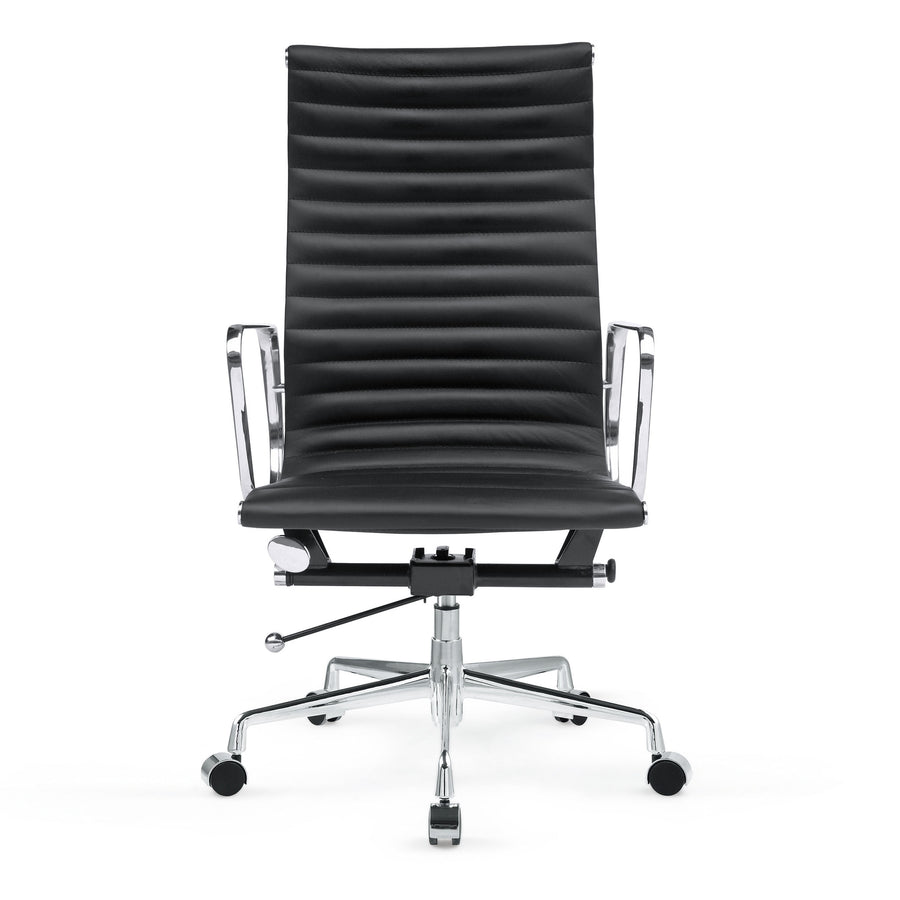 classic office chairs. Classic Office Chair Genuine Leather CE00256 - Ebarza Chairs