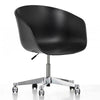 Classic Plastic & Aluminum  Office Chair  OF-PC-125E SEAT-B