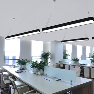 170 cm office LED pendant lamp  YR-802-7-170