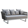 Pre-Order 30 days Delivery 3+1+1 Outdoor sofa set 20810