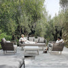 Pre-Order 30 days delivery 3+1+1+1 Outdoor sofa set 20810