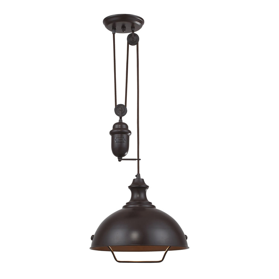 Farmhouse  Loft  pendant lamp IN00610 - ebarza