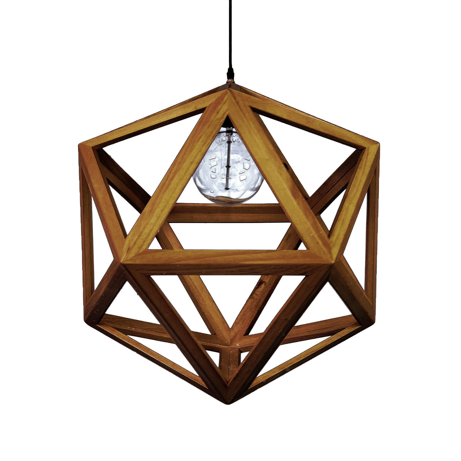 wood pendant lighting. Pendant Lamp - Konstantine Solid Wood BPMT03-W Lighting H