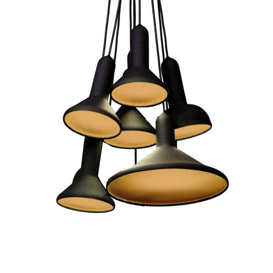 Pendant Lamp - Set Of 6 Aluminum Pendant Lamp TD0063s