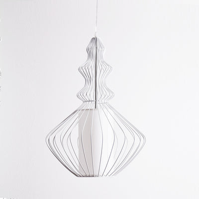 Pendant Lamp - Wire Wrought Iron Pendant WI001W