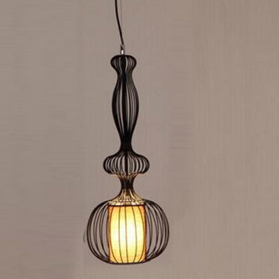 Wires Wrought Iron Pendant WI004 - ebarza