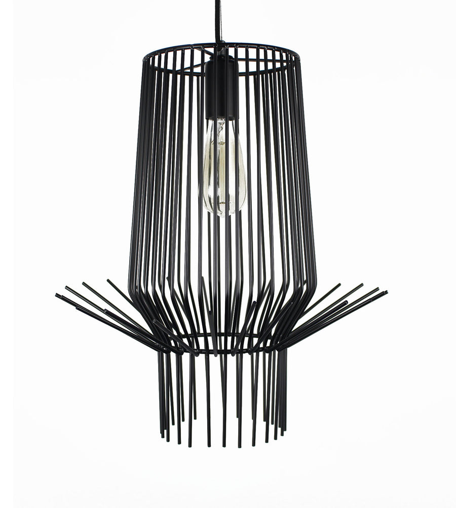 Pendant Lamp - Wires Wrought Iron Pendant WIN0087