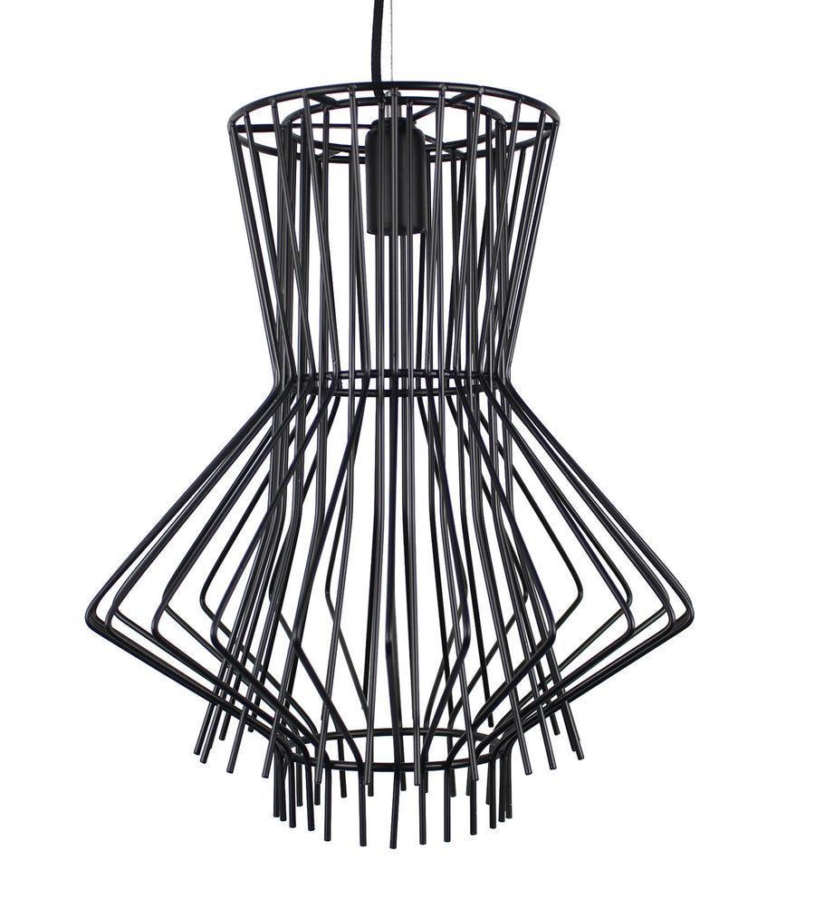 Pendant Lamp - Wires Wrought Iron Pendant WIN0088