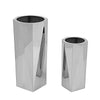 Set of 2 Stainless steel  planter box  JKS092-93