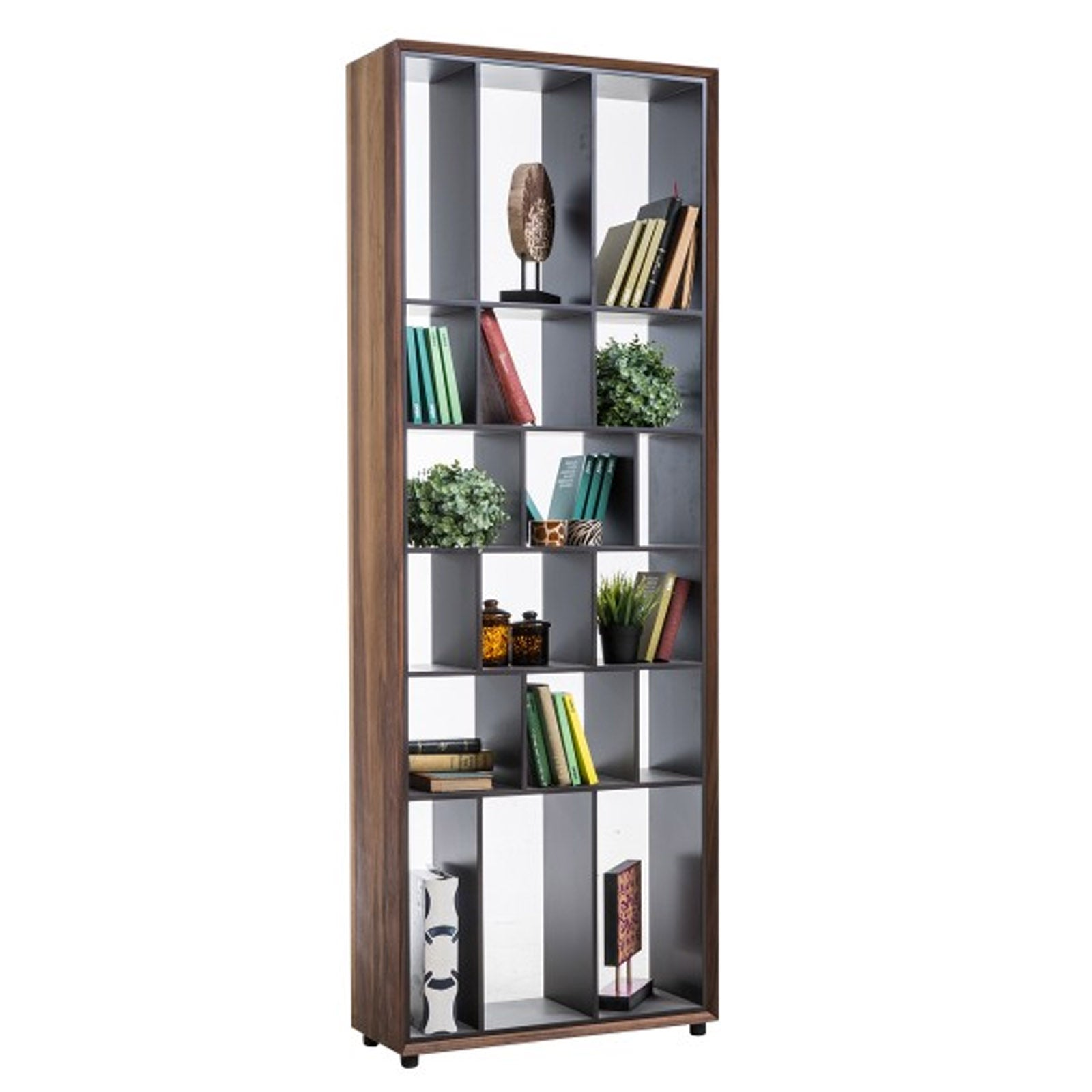 Pre-Order 20 days delivery Puzzle Bookcase  PUZ015 -  خزانة بازل - Shop Online Furniture and Home Decor Store in Dubai, UAE at ebarza