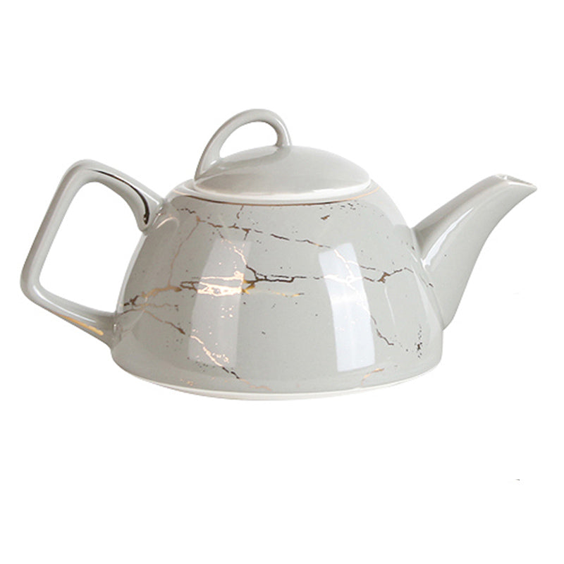 Grey &Golden coffee/tea  pot FA-D2059B -  إبريق قهوة رمادي وذهبي / إبريق شاي - Shop Online Furniture and Home Decor Store in Dubai, UAE at ebarza