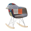 Kids Rocking Fabric Chair  PC-018R-Ro