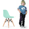 Kids Chair -Plastic- MSK0055W PC-0117W-G