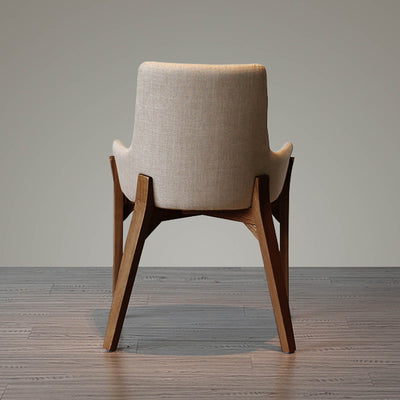Dining Chair Solid Ash wood  WS-147