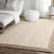 300X200 cm Braided handmade Jute Rug Braided-001-XL