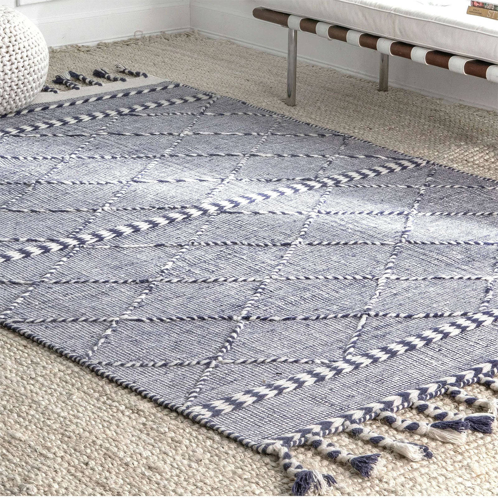 230X160  handmade rug  JH-2711-L -  230X160 سجادة يدوية الصنع - Shop Online Furniture and Home Decor Store in Dubai, UAE at ebarza