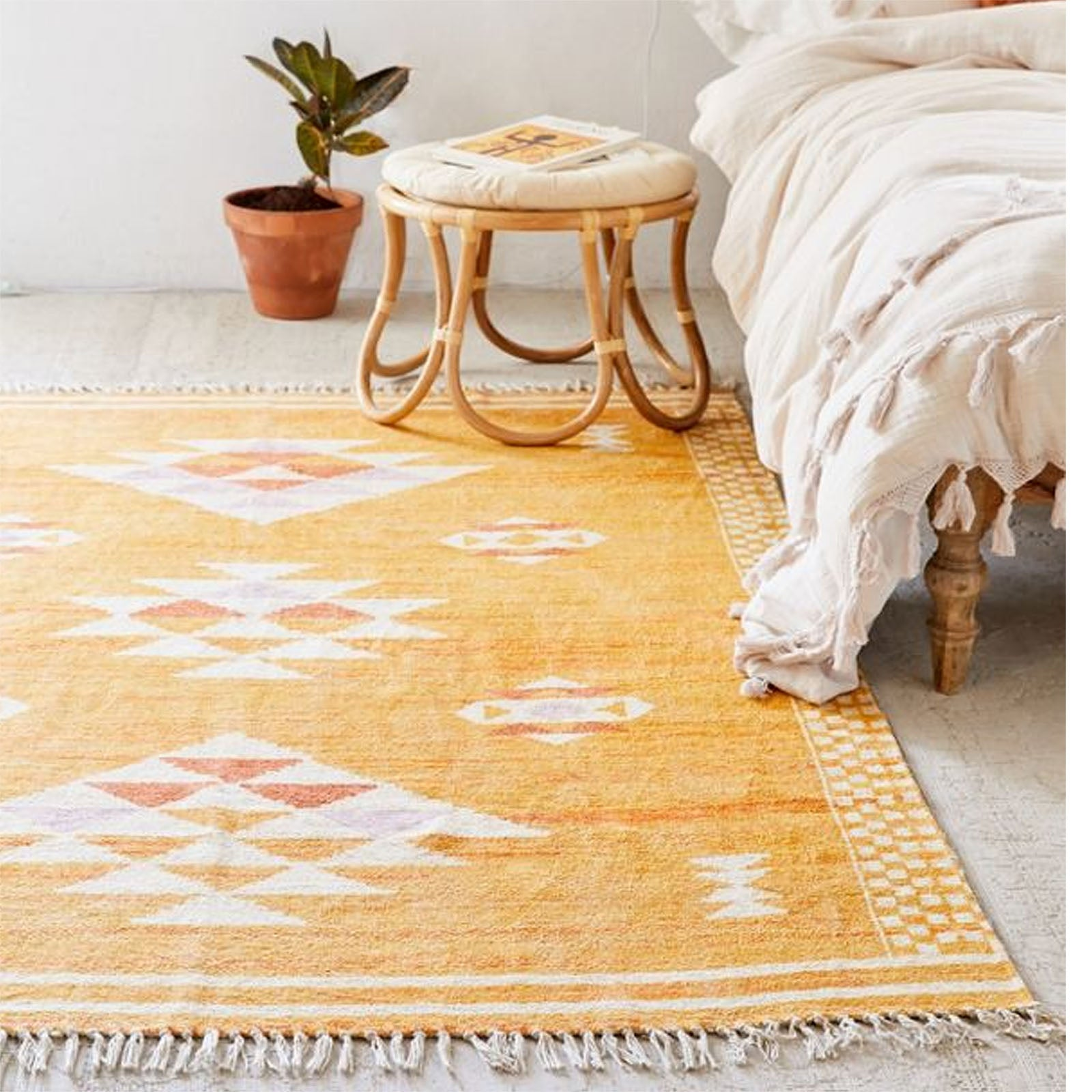 90x130  handmade  Rug JH-2705-S -  90x130 سجادة يدوية - Shop Online Furniture and Home Decor Store in Dubai, UAE at ebarza