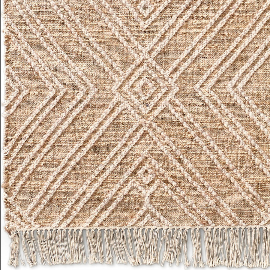 Pre-Order 40 days delivery   300X200 cm handmade  Rug Jute JH-2698-XL