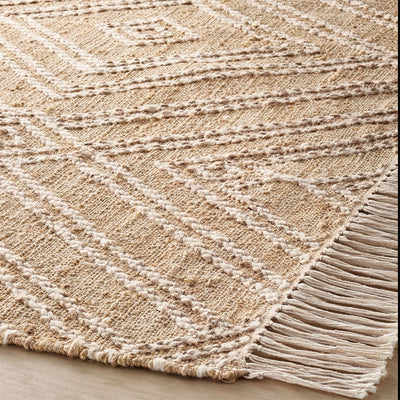 Pre-Order 20 days delivery   300X200 cm handmade  Rug Jute JH-2698-XL