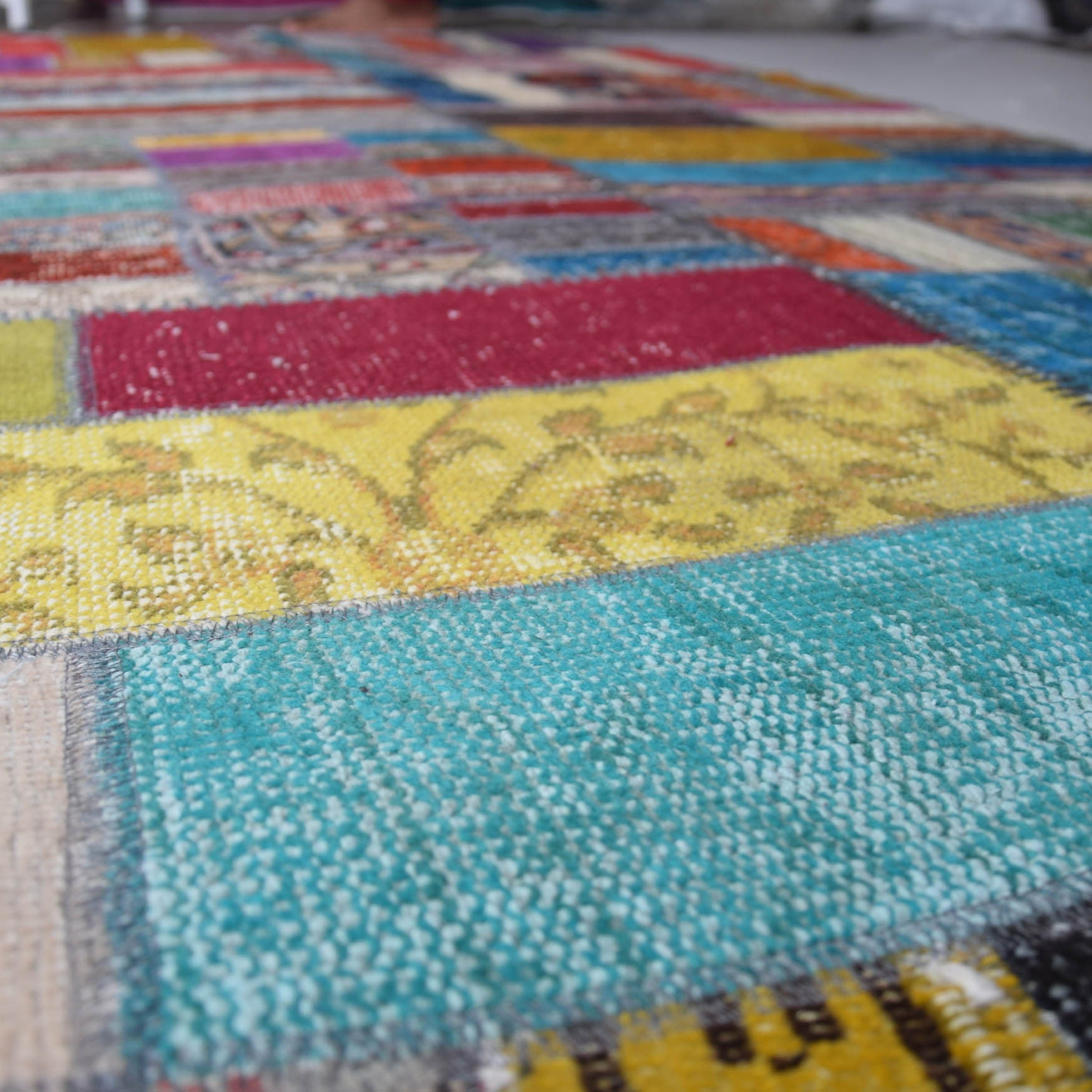 Rugs - Bursa Handmade Over Dyed RUG 300x100 Cm XFM008