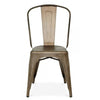 Dinning Chair Rusty Look  MC-001A-Rust