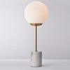 Pre-Order 60 days delivery Marble Table lamp CY-DD-558-2580-T1 CL1139