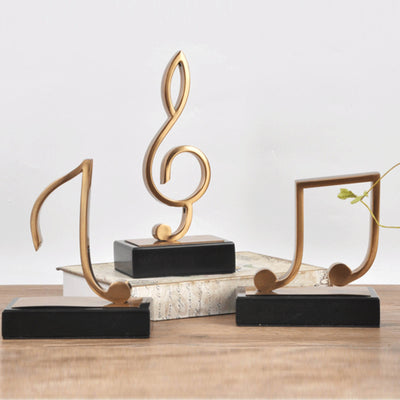 Set of 3 musical symbols AI00-14-15-16