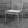 Wire  Chair  MC-148 W