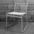 Wire  Chair  MC-148 W - ebarza