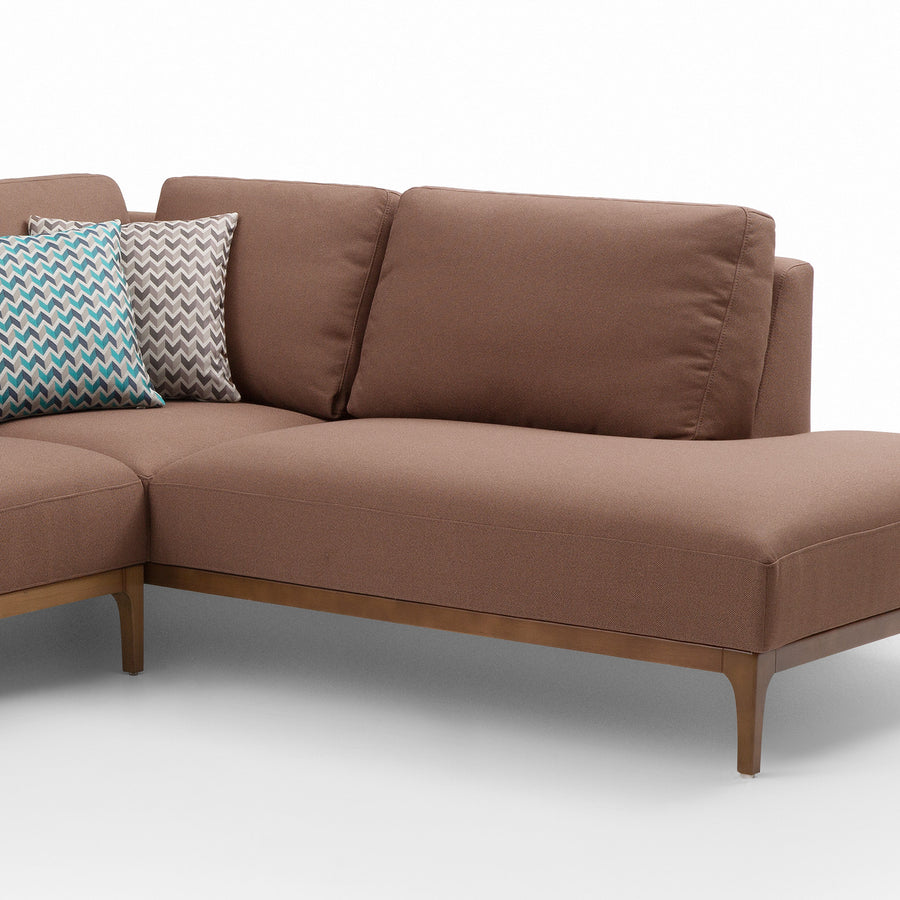 Secrete  L shape sofa and SEC006BE
