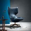 Biel  Lounge Chair LC031-Leathr