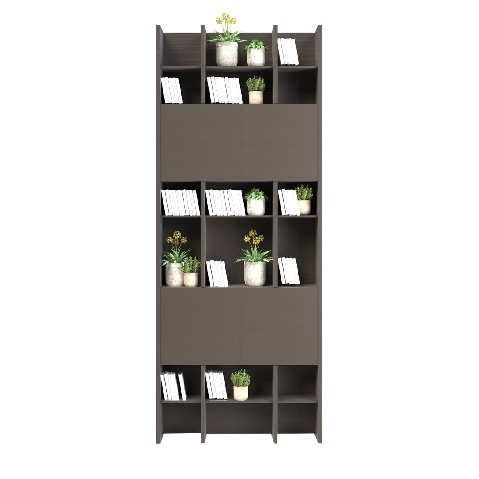 Siena wall shelving unit SEINA-L110