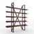 Vintage Industrial  Solid wood shelf SHX001